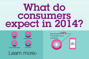 What do consumers expect in 2014 learn more