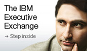 The IBM Executive Exchange Step inside