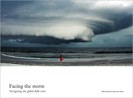 Facing the storm Navigating the global skills crisis