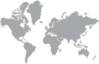 small gray image of world map