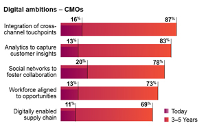 Digital Ambitions  - CMOs