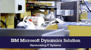 IBM Microsoft Dynamics Solution - Harmonizing IT Systems. View the video (00:03:07)
