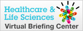 Healthcare & Life Sciences Virtual Briefing Center