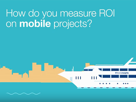 How do you measures ROI on mobile projects?I