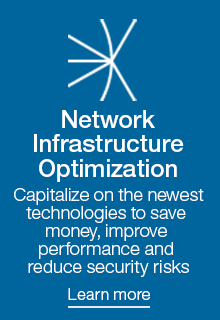 Align your network infrastructure with your business goals