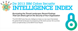 De 2013 IBM Cyber Security INTELLIGENCE INDEX