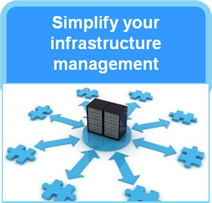 Simplify your infrastructure management
