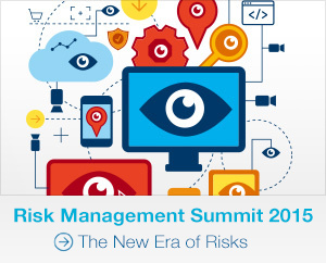 Risk Management Summit 2015. The New Era of Risks. (BE)
