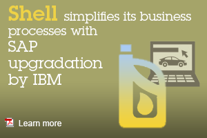 Shell simplifies its business processes with SAP upgradation by IBM