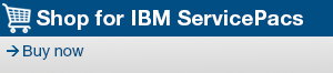 Shop for IBM ServicePacs, Buy now
