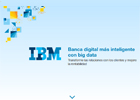 Banca digital más inteligente con Big Data