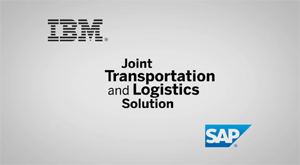 IBM joint Transportation and Logistics solution
