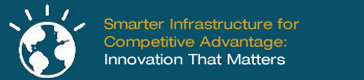 Smarter Infrastructure for Competitive Advantage: Innovation That Matters