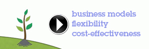 Business models flexibility cost-effectiveness