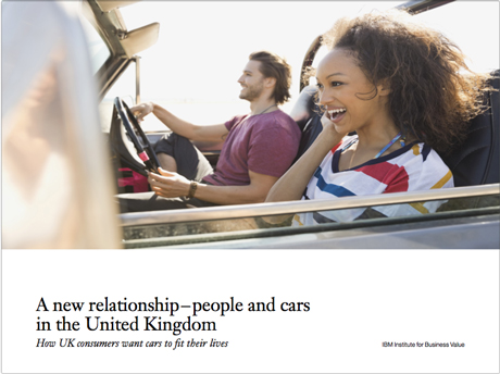 A new relationship – people and cars in the United Kingdom: How UK consumers want cars to fit their lives