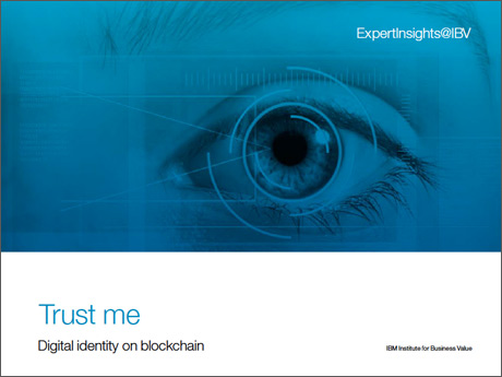 Trust me: Digital identity on blockchain