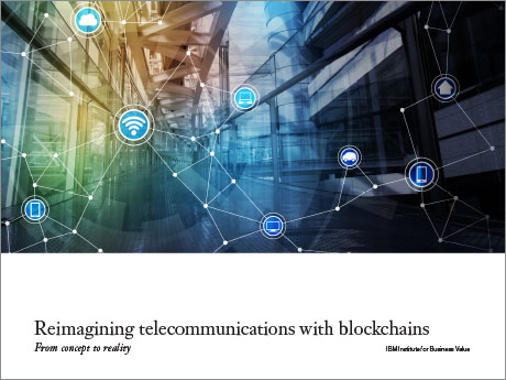 df7efe165d Reimagining telecommunications with blockchains  From concept to reality