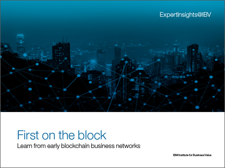 First on the block: Learn from early blockchain business networks