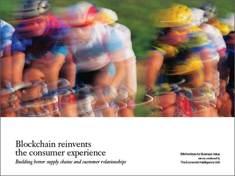 Blockchain reinvents the consumer experience: Building better supply chains and customer relationships