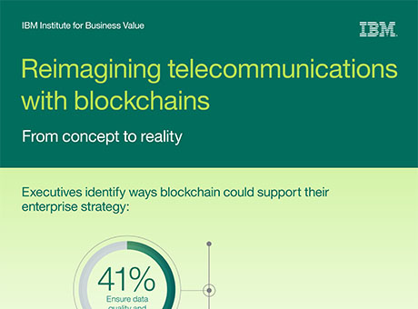 Reimagining telecommunications with blockchains: From concept to reality
