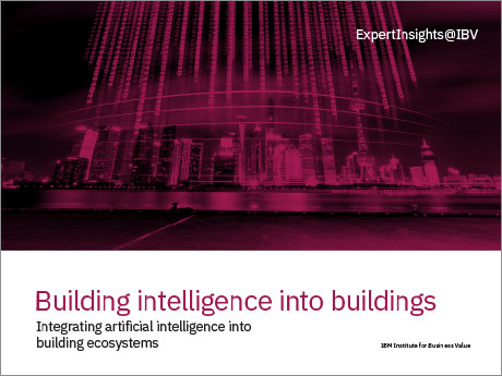 Building intelligence into buildings: Integrating artificial intelligence into building ecosystems