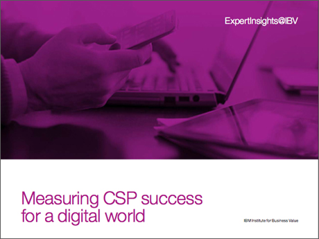 Measuring CSP success for a digital world
