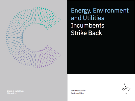 Energy, Environment and Utilities: Incumbents Strike Back