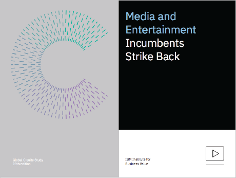 Media and Entertainment: Incumbents Strike Back