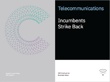 Telecommunications: Incumbents Strike Back