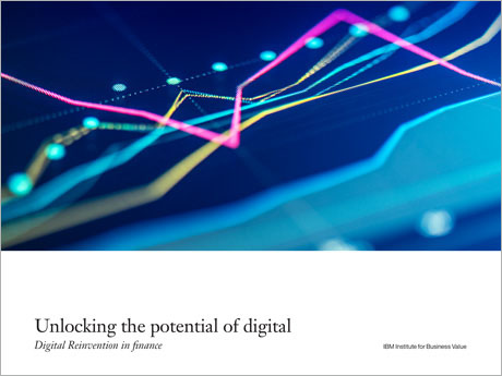 Unlocking the potential of digital: Digital Reinvention in finance