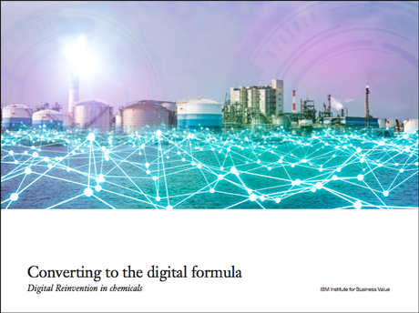 Converting to the digital formula: Digital Reinvention in chemicals