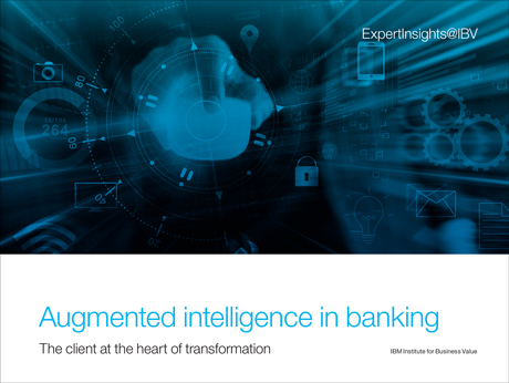 Augmented intelligence in banking: The client at the heart of transformation
