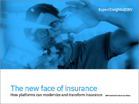 The new face of insurance: How platforms can modernize and transform insurance
