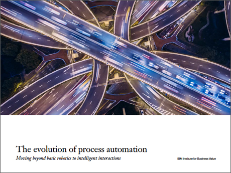 The evolution of process automation: Moving beyond basic robotics to intelligent interactions