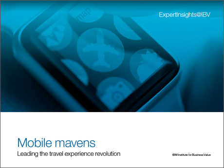 Mobile mavens: Leading the travel experience revolution