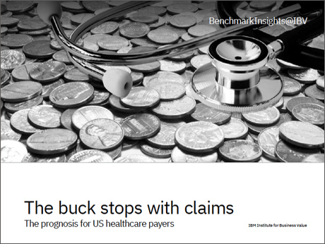 The buck stops with claims: The prognosis for US healthcare payers