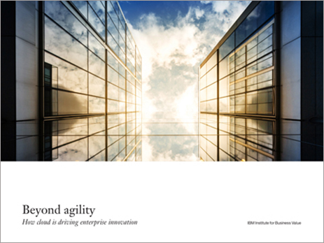 Beyond agility: How cloud is driving enterprise innovation