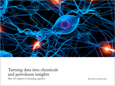 Turning data into chemicals and petroleum insights: How the industry is becoming cognitive