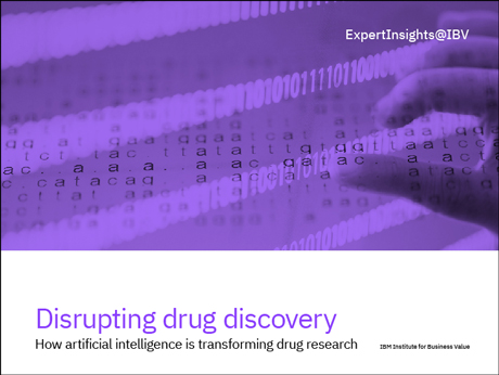 Disrupting drug discovery: How artificial intelligence is transforming drug research