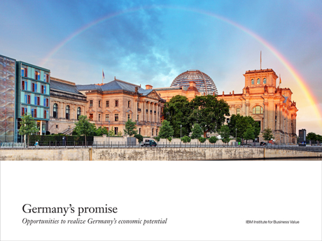 Germany's promise: Opportunities to realize Germany's economic potential