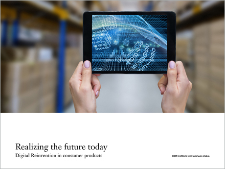 Realizing the future today: Digital Reinvention in consumer products