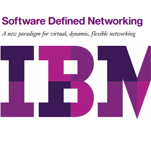 What is Software Defined Networking? Abstract image
