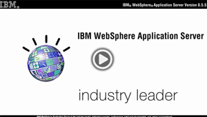 IBM WebSphere Application Server. industry leader