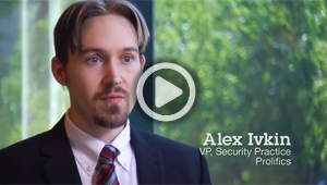 Alex Ivkin. VP. Security Practice Politics. Watch the video (00:03:46).
