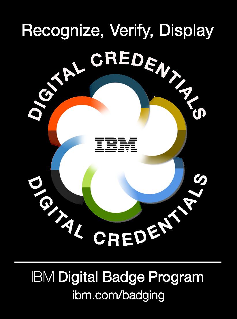IBM Badges - IBM Skills Gateway - Global