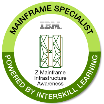 Mainframe Specialist - Z Mainframe Infrastructure Awareness