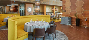 Wyndham Grand Levent Resturant Careme