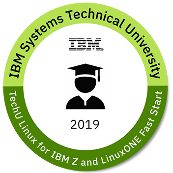 2019 TechU LinuxONE Fast Start for Linux Experts