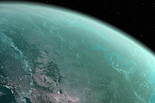 Green Horizons (Chân trời xanh)