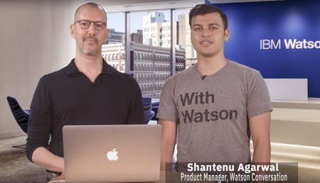 Watson Assistant - Slots tutorial